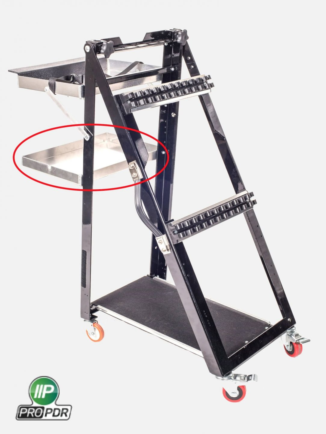 REPLACEMENT LOWER TRAY FOR A-FRAME TOOLCART - ProPDR