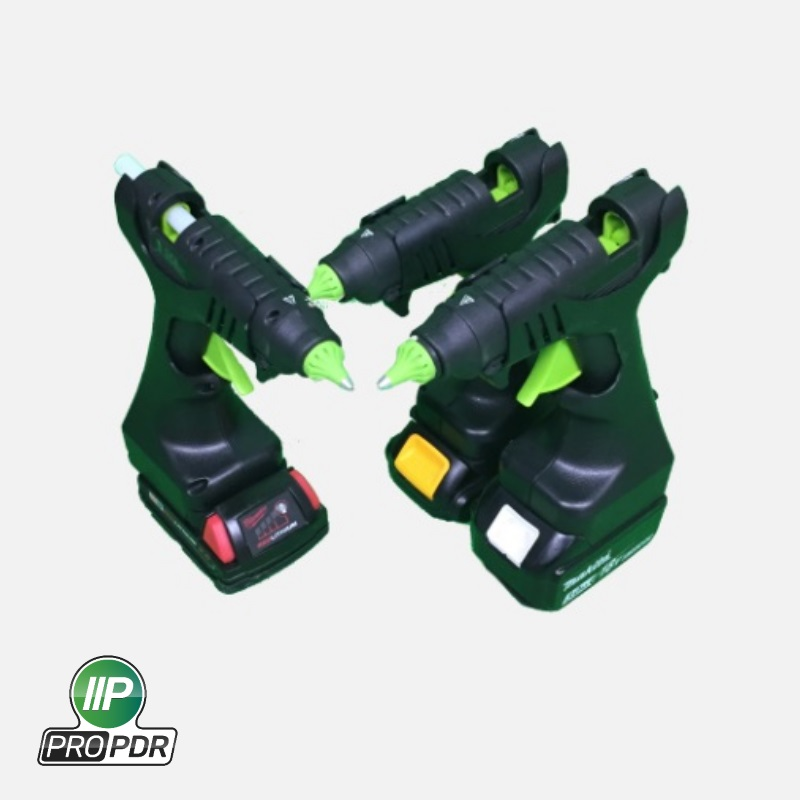 Dewalt Battery Powered Glue Gun With Variable Heat Controller