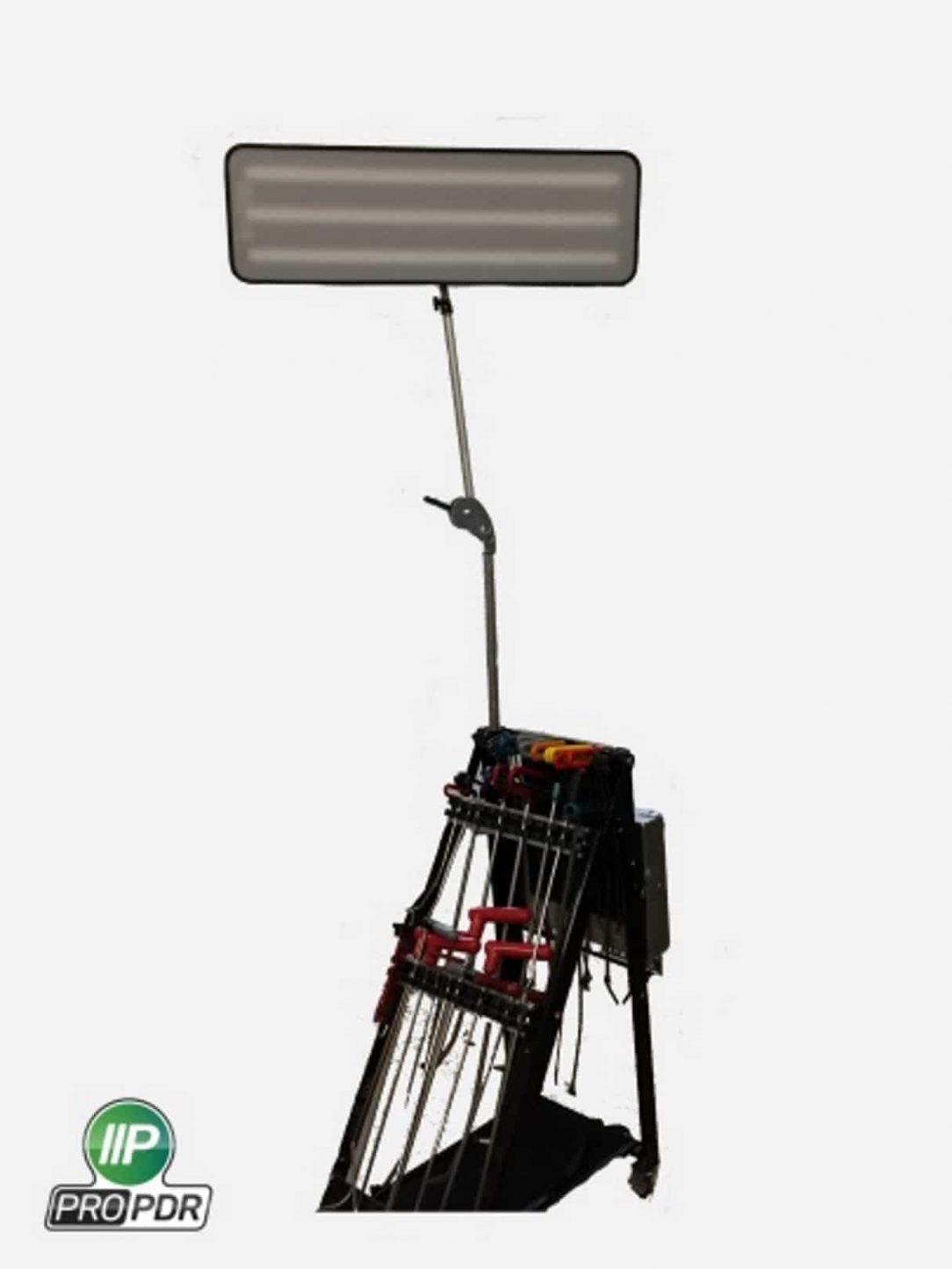 LIGHT HOOKUP FOR A-FRAME TOOLCART - ProPDR